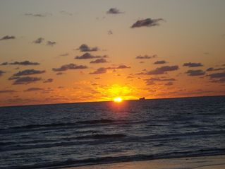 South Padre Island condo photo - Sunrise !!