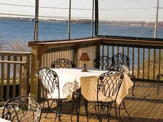 Jamestown (Conanicut Island) condo photo - A Lovely Spot to Enjoy the View