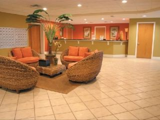 Gulf Shores condo photo - 3rd floor lobby with banquet room, fitness room
