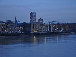 Canary Wharf & Docklands apartment photo - Night view of Wapping