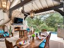 Your group will create so many fun memories in this backyard oasis