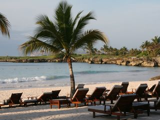 Punta Cana villa photo - The most beautiful private beach in the world.