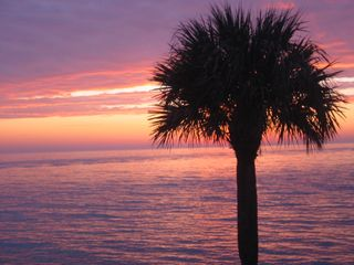 Fripp Island condo photo - Every Sunrise is Different