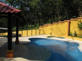 Nosara house photo - Beautiful Pool Shared with 3 other small houses.