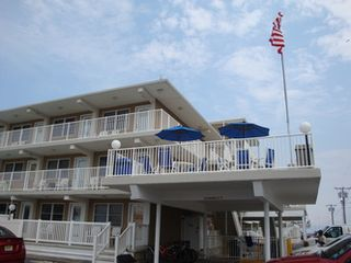 Wildwood Crest condo photo - Sundeck