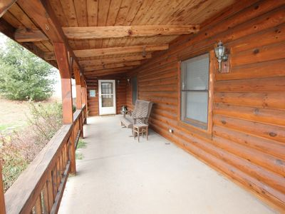 Photo for 3BR Cabin Vacation Rental in Ridgedale, Missouri