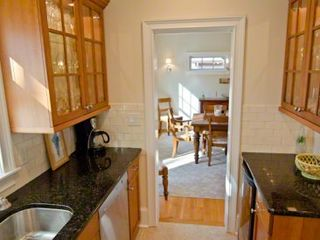 Vineyard Haven house photo - Kitchen Also Features Butler Pantry With Second Dishwasher, Wine Refrigerator & Prep Areas