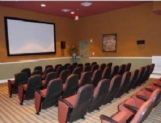 Clubhouse Movie Theater