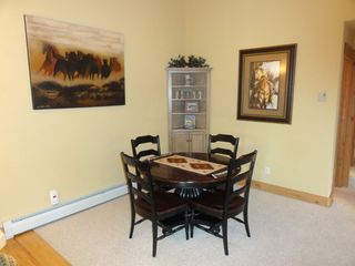 Steamboat Springs condo photo - Dining