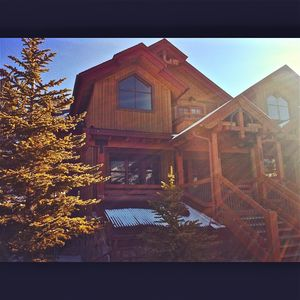 Our Breckenridge home
