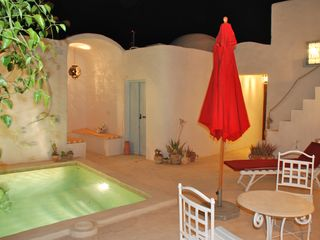 Isle Djerba house photo - Inner patio and pool