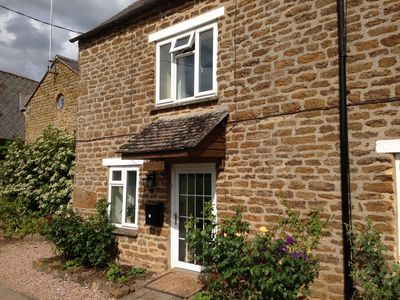 Bellfield is a romantic 200 year old cottage on the edge of the Cotswolds