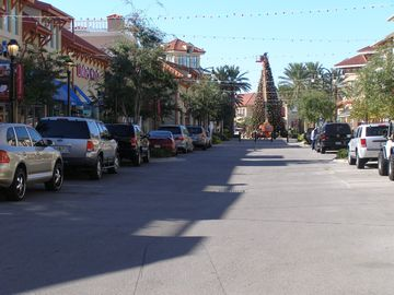 Destin Commons Mall...Shops, Restaurants, a Movie Theatre and much more.
