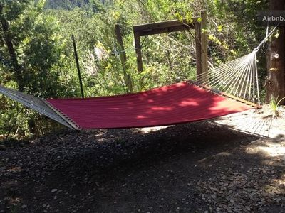 The most scenic hammock in the county!