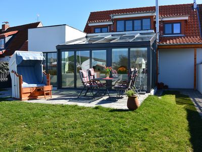Dream house for 4 persons, sauna, 80 m from the beach, F ***** DTV classification