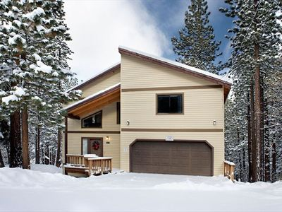 Incredible Heavenly Valley Vacation Home. Includes Your Own Private Forest!