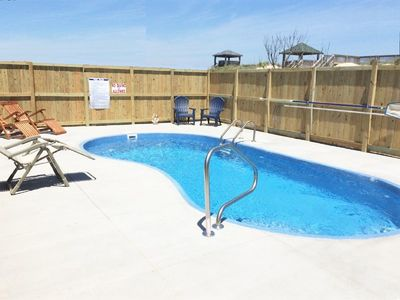 12 X 24 Saltwater Swimming Pool