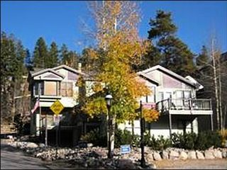 Breckenridge townhome photo - Located 4 Blocks from Main Street