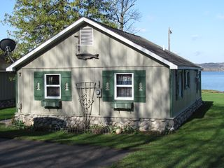 Lake Leelanau cottage photo - Welcome to Cabin #7