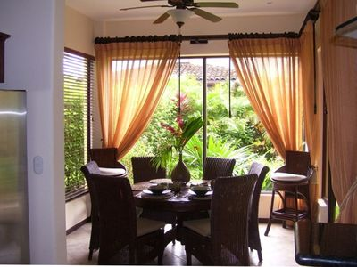 Playa Hermosa house rental - Dining Room