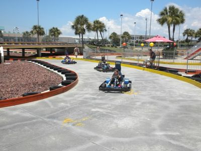 TAKE THE KIDDIES TO THE TRACK!!! THEY WILL LOVE IT!