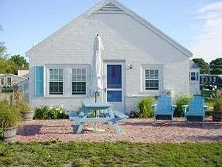 Front of Beach Rose Cottage - Wellfleet cottage vacation rental photo