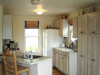 Chatham house photo - Open Kitchen-fully equipped with plenty of storage space