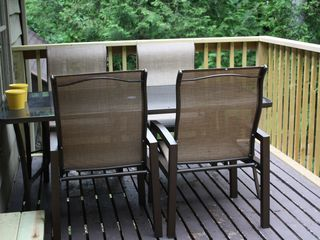 Indian River house photo - Patio set