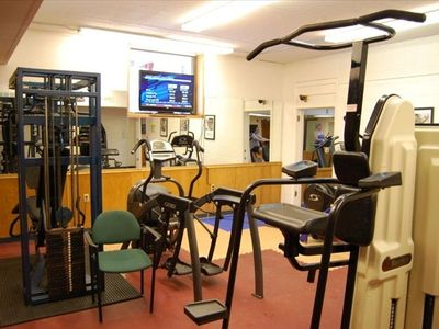 Club Fitness Center (short drive)