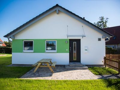 Fantastic 4-star holiday home for 4 persons, only 100 m to the Müritz, quiet lag