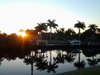 Canal Home 5 Min To Beach And Amenities By Boat And Car. Pool And Sunrises!
