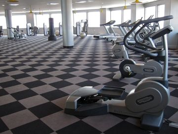 Workout Room at Diamond Beach