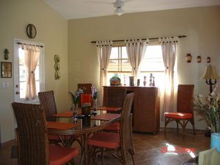 Sosua villa photo - Dining room