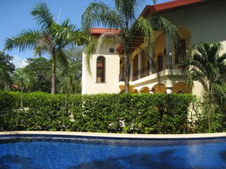 Nosara villa photo - True Spanish Style Architecture