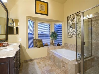 Kierland Scottsdale house rental - Upstairs Master Suite Bathroom