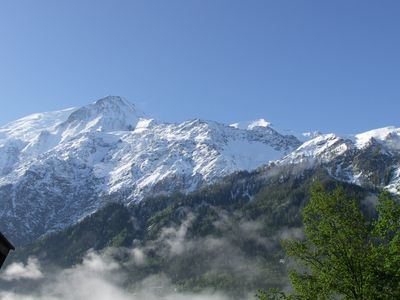 Beautiful 3-room at the foot of the Mont-Blanc