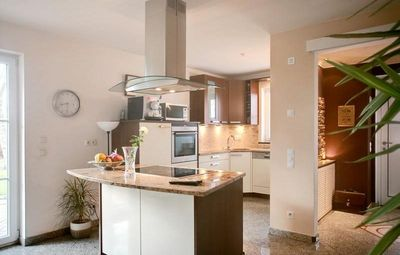 Munich villa rental - Kitchen_ground Floor
