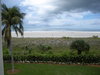 Gulfview Club condo photo - Beachfront!