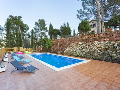 Spectacular Villa with Swimming pool in Barcelona - Beach, Golf, Ski, Wine Route
