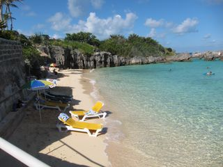 Bermuda house photo - Achilles Bay, St George's.