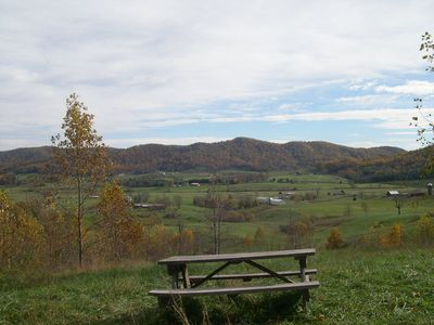 The view from cocktail hill.