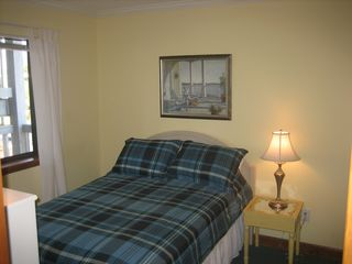 Surfside Beach condo photo - Third bedroom with double bed