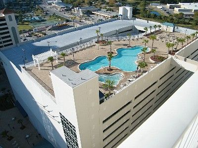 10th Floor Pool & Hot Tub - Both Heated in Winter