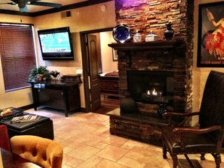 Enjoy the 50 inch TV - Montage Scottsdale condo vacation rental photo