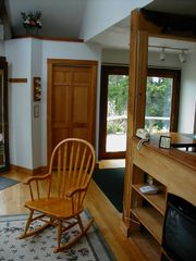 Harpswell house photo - Another View of Smaller Cottage Interior
