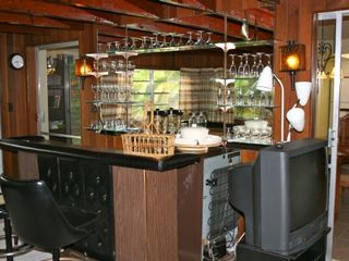Naples house photo - Recreation Room w/ Bar