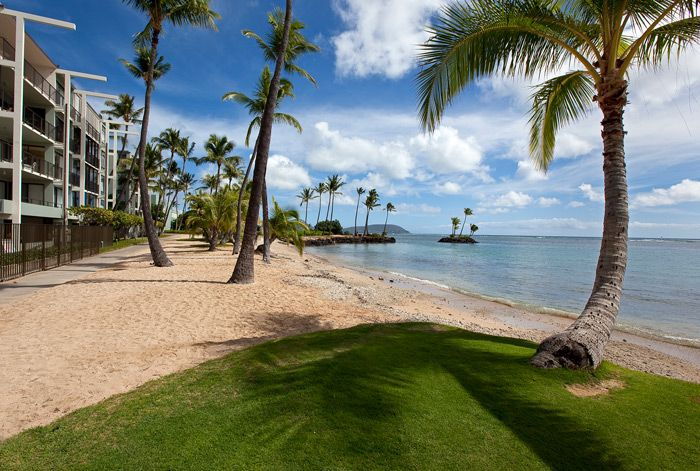Kahala Beach Apartments Vacation Rentals