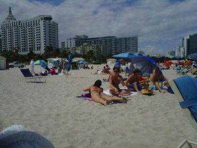 South Beach hotel rental - South Beach....come and join us!!