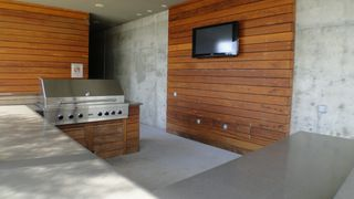 Lago Vista condo photo - BBQ & Watch the Big Game