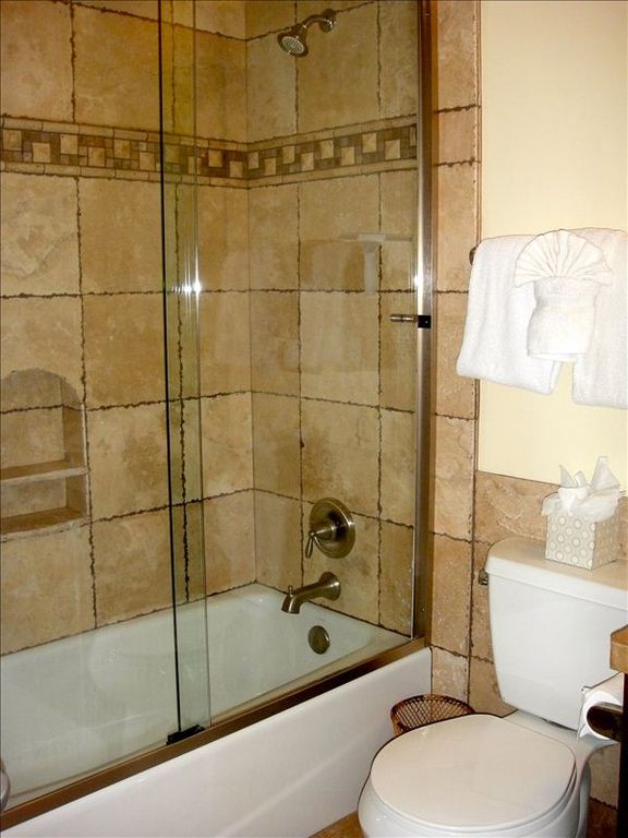 Newly Remodeled Master Bath